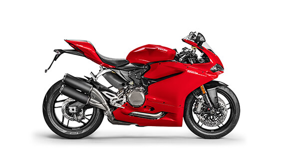 Ducati 959 Panigale - Red